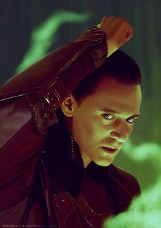 Loki by Katarina-Venom Thomas William Hiddleston, Tom Hiddleston Loki, Marvel Films, Marvel Avengers, Loki Son, Superfamily Avengers, Loki God Of Mischief, Best Superhero, Loki Laufeyson