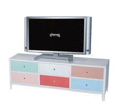 CASITA DE PAPEL: dollhouse paper: Muebles, Tv, furniture by Simms