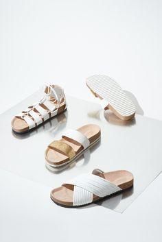Cork Sandals | Loeffler Randall SS15