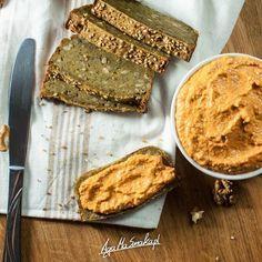 Dziś prosta do wykonania pasta z orzechów włoskich: do chleba, do surowych warzyw i do czego tylko dusza zapragnie. Bogata w wielonienasycone kwasy tłuszczowe, pyszna i aromatyczna. Taka zdrowa kanapka z pastą orzechową po prostu Cię zachwyci. Na co? Na zdrowe śniadanie, na kolację, jako przystawka lub przekąska. A przede wszystkim na pracę naszego mózgu… Healthy Cooking, Healthy Snacks, Healthy Recipes, Polish Recipes, Diet And Nutrition, Vegan, Diy Food, I Love Food, Food Inspiration