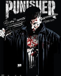 The F**king Punisher is coming to Netflix...