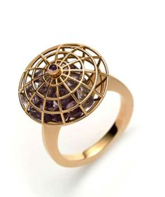 Jewellery: Victoria Tryon Amazon Gold Ring
