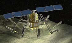 Space mining: Robots in the final frontier. http://robohub.org/space-mining-robots-in-the-final-frontier/
