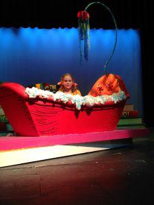 Seussical Harrell Theater 2014 Costume Design Angela Wood Scenic Design Rachel Crenshaw Set Design Will Smith
