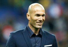 Zinedine Zidane dalla cantera del Real Madrid alla panchina del Santiago Bernabeu.Storia di un campione fuori dal comune.
