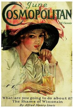 Cosmopolitan is an international magazine for women. It was first published in 1886 in the United States as a family magazine, was later transformed into a literary magazine and eventually became a women's magazine in the late 1960s.
