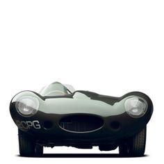 Jaguar D Type...