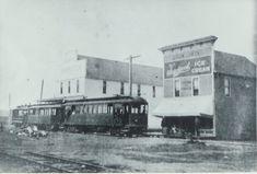 St. Johns, Oregon electric trolley, 1904