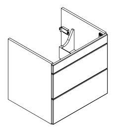 die besten 25 waschtischunterschrank holz ideen auf pinterest waschtischunterschrank. Black Bedroom Furniture Sets. Home Design Ideas