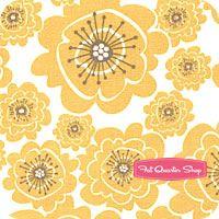 Tilly Organic Dawn Mumsy Yardage SKU# F11-01-MUMDWN Nursery Fabric, Dawn, Organic