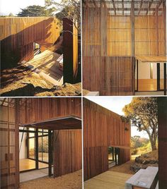 Sean Godsell's houses in Australia filter tropical sunlight through a series of delicate screens Kinetic Architecture, Tropical Architecture, Residential Architecture, Architecture Details, Interior Architecture, Exterior Cladding, Building Companies, Amazing Buildings, Forest House