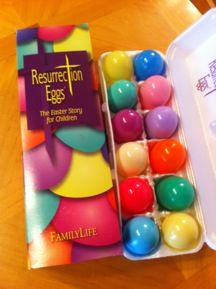How to make your own Resurrection Eggs and other ideas!  www.CreativeBibleStudy.com