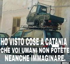 Ho visto cose a Catania