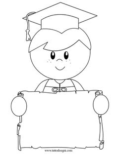 Kindergarten Graduation Coloring Pages At Getdrawings – Ideas For Kindergarten Graduation Theme, Kindergarten Graduation, Graduation Cards, Kindergarten Coloring Pages, Kindergarten Worksheets, In Kindergarten, Clown Crafts, Graduation Templates, Graduation Pictures