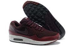 Nike Air Max 87 Mens Shoes Wine lqTU2