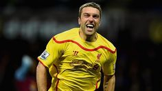 Liverpool revival continues with Villa success Liverpool Football Club, Liverpool Fc, Rickie Lambert, Premier League Soccer, Football Images, English Premier League, Aston Villa, Soccer Players, Sports News