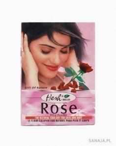 Maseczka z płatków róży Hesh 50g