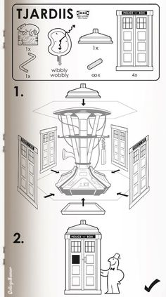 Ikea science fiction...