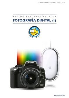 kit de iniciación a la fotografía digital manual de fotografia digital