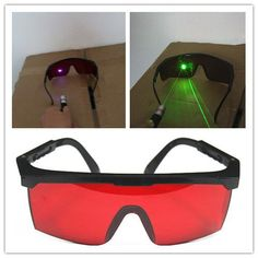 [Visit to Buy]  Laser Safety Glasses  purple blue 190nm-540nm Welding Laser IPL beauty instrument protection eyewear Eye protective glasses #Advertisement