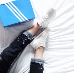 Adidas Los Angeles White Women