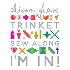 Trinket Sew Along Minecraft Diamond Sword, Minecraft Quilt, Iron Board, Cutting Tables, Mug Rugs, Everyone Else, Slime, Quilt Blocks, Let It Be