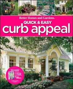 Quick & easy curb appeal.