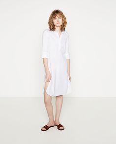 MULTICOLOURED STRIPED DRESS-View All-DRESSES-WOMAN | ZARA United States