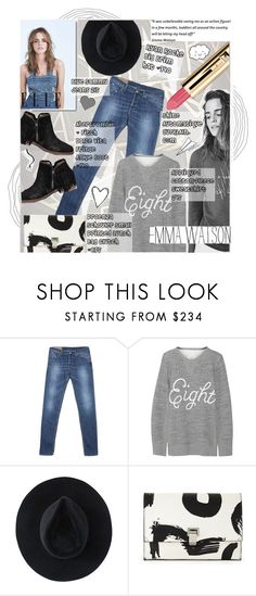 """Emma Watson for Elle"" by edenslove ❤ liked on Polyvore featuring Emma Watson, rag & bone, Ryan Roche, Proenza Schouler, Abercrombie & Fitch, CO and Plane"