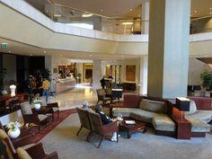 Lobby - Intercontinental Hotel Lisbon