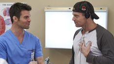 Saving Hope - Features - Michael Shanks on directing 'Saving Hope' (and his wife) and what's next for Charlie and Alex - CTV