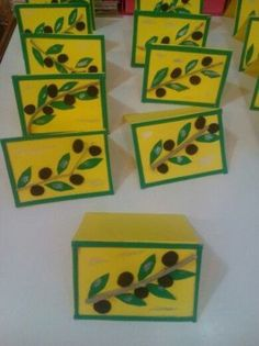 Ideas Olive Tree Crafts Preschool for 2019 - Vacation under the Volcano -.