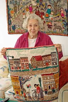 marian sykes hooked rugs - Google Search