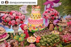 "Forminhas Decora Doces Salvador<span class=""emoji emoji1f495""></span><span class=""emoji emoji1f495""></span> #decoradoces @donajucomemoracoes with @repostapp #Respost ..."