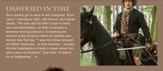 outlander+jamie+quotes | ... About Jamie Fraser and Sam Heughan in the 'Outlander' Newsletter