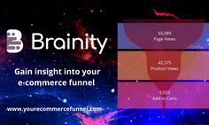 Successful e-commerce businesses are building sales funnels that nurture potential customers over time and guide them towards their purchase.  Is your e-commerce funnel healthy? Use our free tool and uncover the insight dormant in your store's Pixel data. E Commerce Business, Ecommerce, Insight, Tools, E Commerce, Appliance
