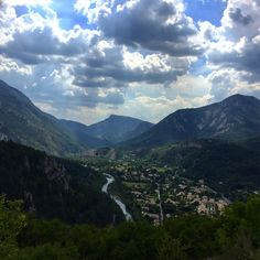 Castellane, France #view #freedom