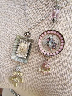 My Salvaged Treasures: Dressed in Jewels