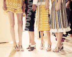 Tory Burch Spring 2015 RTW – Backstage – Vogue