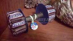 Картинки по запросу поделки из конфет на новый год