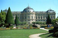 Las 65 mejores im genes de alemania wurzburg palace en for Designhotel wurzburg