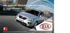 KIA Carens Deal - Click on the Image to Find Out More!