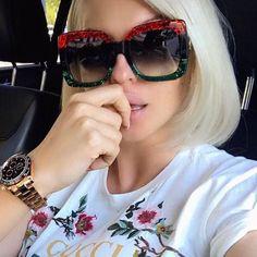 78bbbe4af27c89 2018 Luxe Rétro Carré lunettes de Soleil Femmes Marque Designer Vintage  Conduite Lunettes De Soleil D été Lunettes de Soleil Pour Femmes Femme de  Lunettes ...