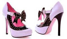 I need these! With a LBD