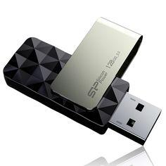 128GB Blaze B30 USB 3.0 Swivel Flash Drive - Amazon * HOT * Sales Pick - http://wp.me/p56Eop-IBB