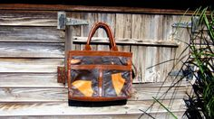 Bag Patchwork vintage / / 1970 by LesPtitesPepees on Etsy