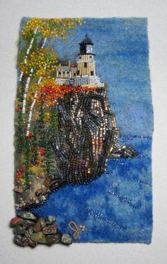 Large photo of Split Rock