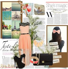 """""""Summer"""" by salsetta on Polyvore"""