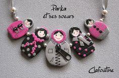 Parka et ses soeurs