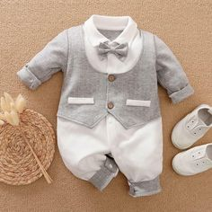 Newborn Boy Clothes, Baby Outfits Newborn, Baby Boy Outfits, Kids Outfits, Baby Boy Jumpsuit, Baby Boy Romper, Baby Bodysuit, Romper Suit, Toddler Costumes